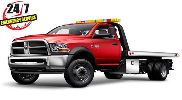 24/7 Roadside Assistance Service Chicago | RAS Towing